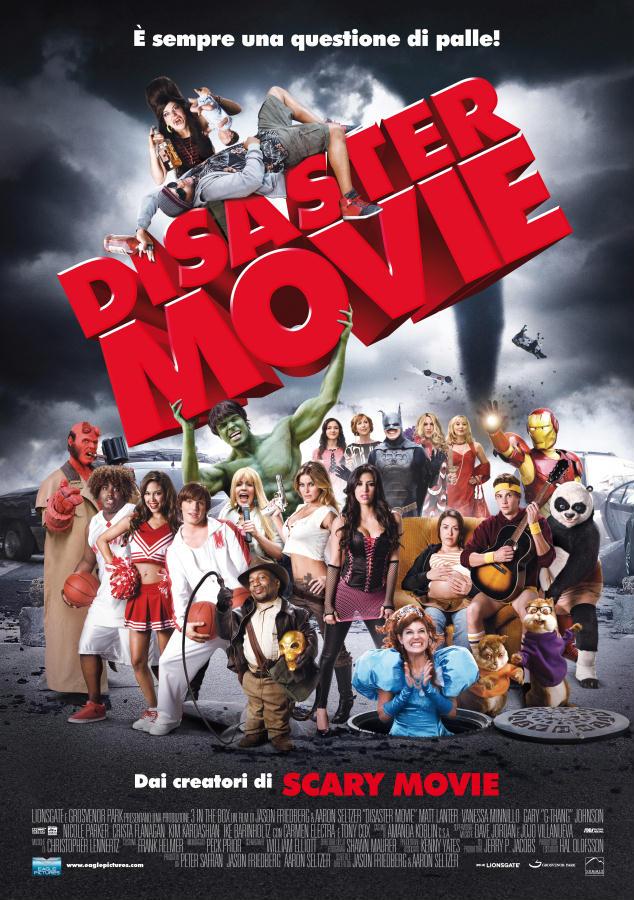Disaster Movie/3GP/Cz/2008 Disaster-movie